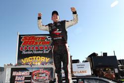 NASCAR K&N Pro Serie East Driver Sergio Pena