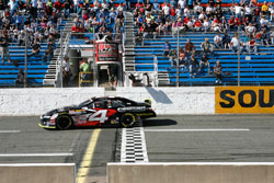 Sergio Pena wins NASCAR K&N Pro Serie East race at South Boston Speedway in Virginia