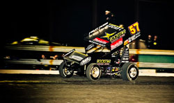 Shane Stewart recently earned his second career Lucas Oil ASCS Natinal Championship.