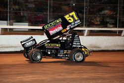 Shane Stewart is leading in the 2011 points race with just a few races left on the schedule.