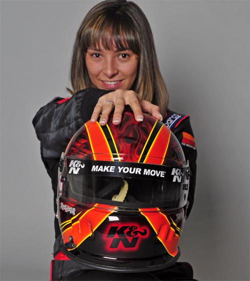 Female Race Car Driver Images