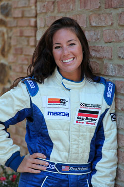 Shea Holbrook from Groveland, Florida, discovered her passion for driving when she was 16