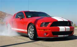 Ford Shelby Mustang gets estimated 53.7 extra horsepower with K&N air intake system