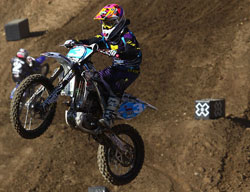 Team K&N Rider/Suzuki City's Sherri Cruse's first race back after her injury was the physically daunting 2010 X Games.