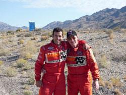 Felipe Arguelle & Steve Waldman