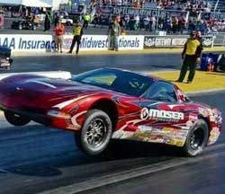 Slate Cummings and Team Cummings Motorsports recently Rolled into the Route 66 Raceway with high aspirations of moving closer to winning the points race in several NHRA divisions