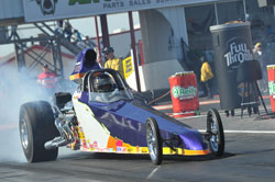 Slate Cummings Wins NHRA Wally at Spring Nationals at Houston Raceway Park