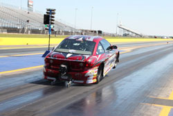 Slate Cummings won the Super Stock and Stock crown in Tulsa, making it his second double-up weekend in two years