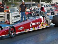 Slate Cummings at San Antonio Raceway