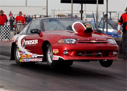 IHRA driver Slate Cummings Doubles up at Mardi Gras Nationals in Baton Rouge, Louisiana