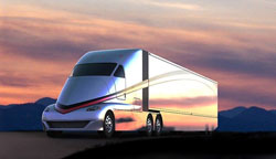 The 2011 AirFlow SuperTruck, the world's biggest hot rod, is scheduled to be rolling by this spring.