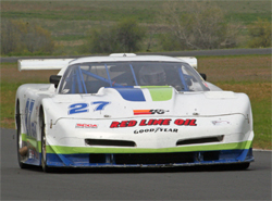 SCCA racer plans to attend 8-10 races in the Northern Pacific Division in 2009, photo by Chuck Koehler