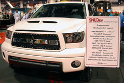 SEMA featured 2011 Toyota Tundra