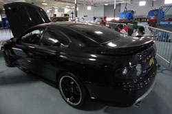 Adrian Sotelo's highly modifid 2006 Pontiac GTO