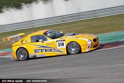 Speedtec Racing's Nico and Peter van Vliet will next be racing the team's new Zilhouette BMW Z4 at the Nürburgring motorsports complex.