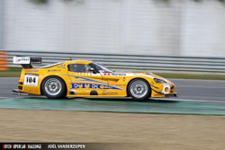 Robert de Graaff and Philippe Ribbens drove the ETEC-Viper to a fourth and second place finish at Circuit Park Zandvoort.