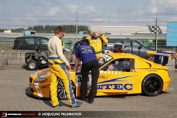 Speedtec Racing's Nico and Peter van Vliet managed two seventh places finishes at TT Circuit Assen despite some mechanical issues.