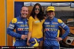 Speedtec Racing and Speedtec Motorsports share the same garage.