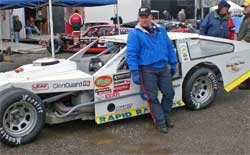 Brad Springer will contend for the USA Modified Championship.