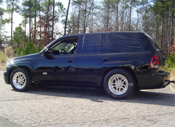 RPM modified 2006 Trailblazer SS