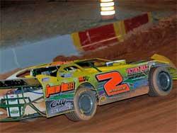 Chris Steele in his 2004 GM GRT