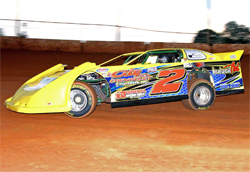 Chris Steele Racing Team takes second place at Cherokee Speedway in Gaffney, South Carolina