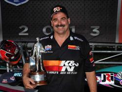 Steve Williams grabs Super Gas win at 25th annual NHRA Kansas Nationals at Heartland Park in Topeka, Kansas