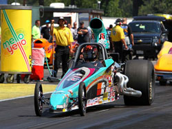 Steve Williams earns Wally at the O'Reilly Auto Parts NHRA Northwest Nationals