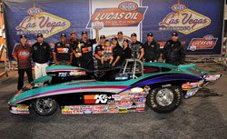 K&N's Vice Presedent and NHRA/IHRA Racer Steve Williams