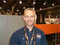 K&N CEO Steve Rogers