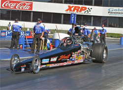Gary Stinnett finished No. 3 in the world in Super Comp