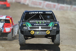 Anderson left Miller Motorsports Park having extended his lead in the ProLite title chase at the halfway point of the season.
