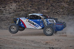Stronghold Motorsports entered the 2014 season with a new car and competing in a different class.