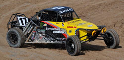 Stronghold Motorsports' Brandon Bailey will be racing his Pro Buggy in the upcoming Lucas Oil Challenge Cup at Firebird Raceway.