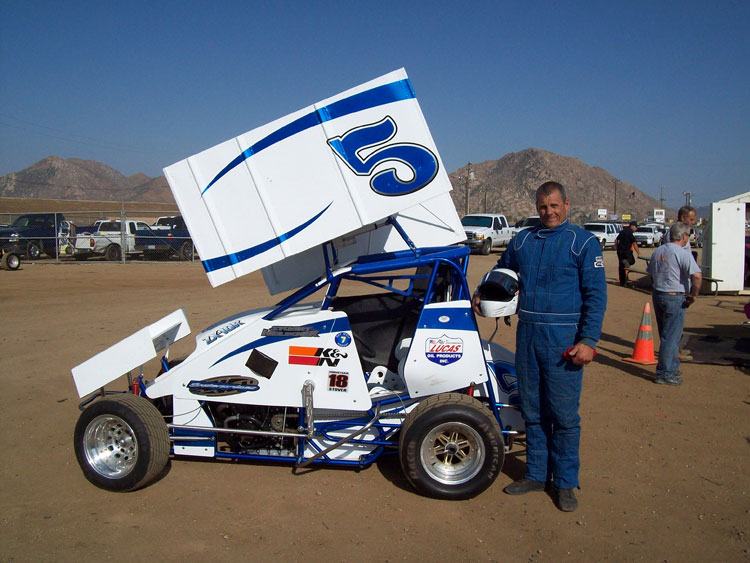 rosson racing engines continue to dominate lightning sprint races