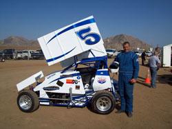 Stuart Hielscher Sr and the No. 5 Sprint