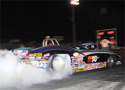 Steve Williams will next race in Medford, Oregon in a Division 6 NHRA Lucas Oil Drag Racing Series event, photo by Bob Johnson