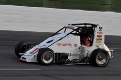 Kody will be driving the Wilke-PAK Motorsports number 11 at the season opening 25th Annual Chili Bowl Midget Nationals.