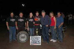 . This past weekend Kody and his crew notched their first ever career USAC dirt sprint car victories. (MMRacingPhotos.com) Photo By: Chris Pedersen, Race Photo 1.