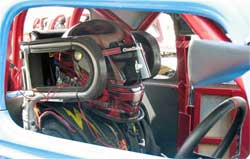 Cody Swanson in No.89 Speed Wong Legend Car
