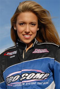 CORR Junior 2 Kart Racer Taylor Nicole Snyder