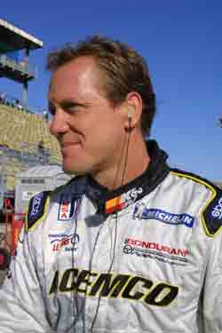 Race Car Driver Terry Borcheller