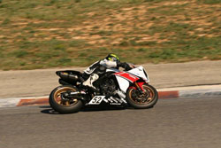 French Team 3ART-Yam74 had a strong opening race at Circuit de Ledenon.