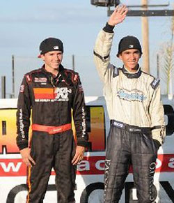 The Team Faccinto brothers have now swapped Lemmore Championships, Mitchell won the title last year, and Michael nabbed it from him this year.