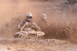 High Lifter ATV Mud Nationals are held in Jacksonville, Texas
