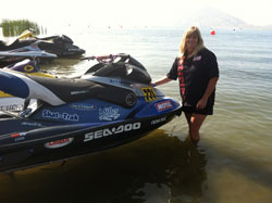 Renee Hill has 16 years of experience on the water