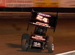Terry McCarl is looking forward to experiencing a successful season in 2012 and hopes to ultimately earn a spot in the Knoxville Nationals.