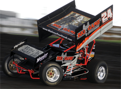 Triple Crown Win of Sprint Car Racing for No. 24 Big Game Motorsports Team