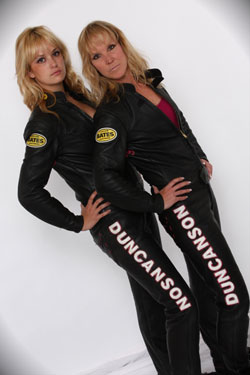 Tiina and Kiersten Duncanson of That Girl Racing