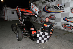 In winning the 2013 NEMA Angelilo Memorial, Todd Bertrand shattered the existing track record